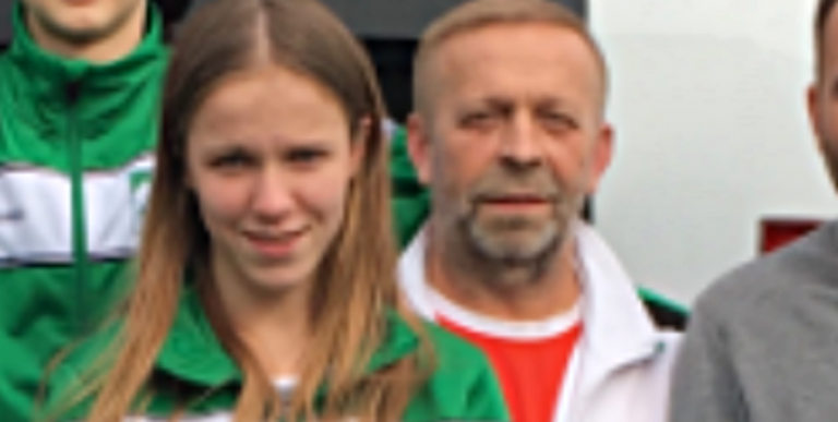 Złoto i rekordy Polski Dominiki Sacharuk