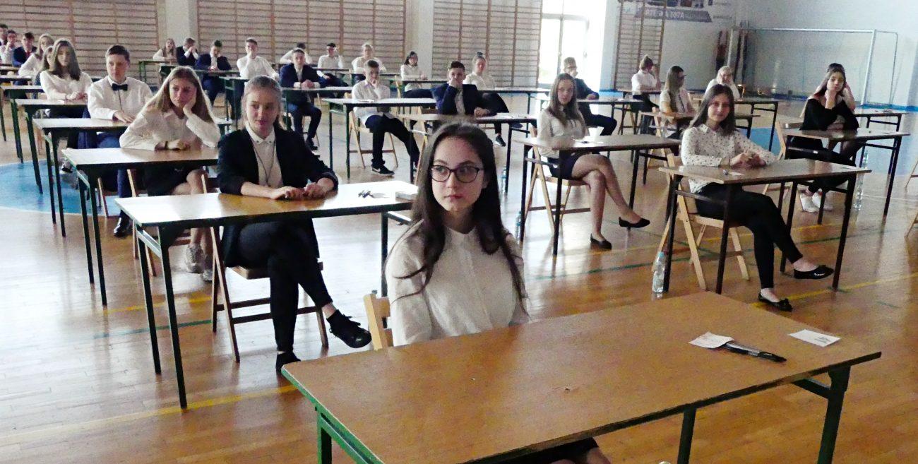 Egzamin gimnazjalny w cieniu protestu