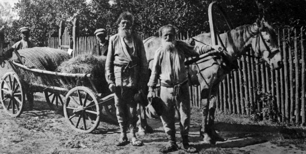 Jak na Podlasiu rozprawiano się z koniokradami