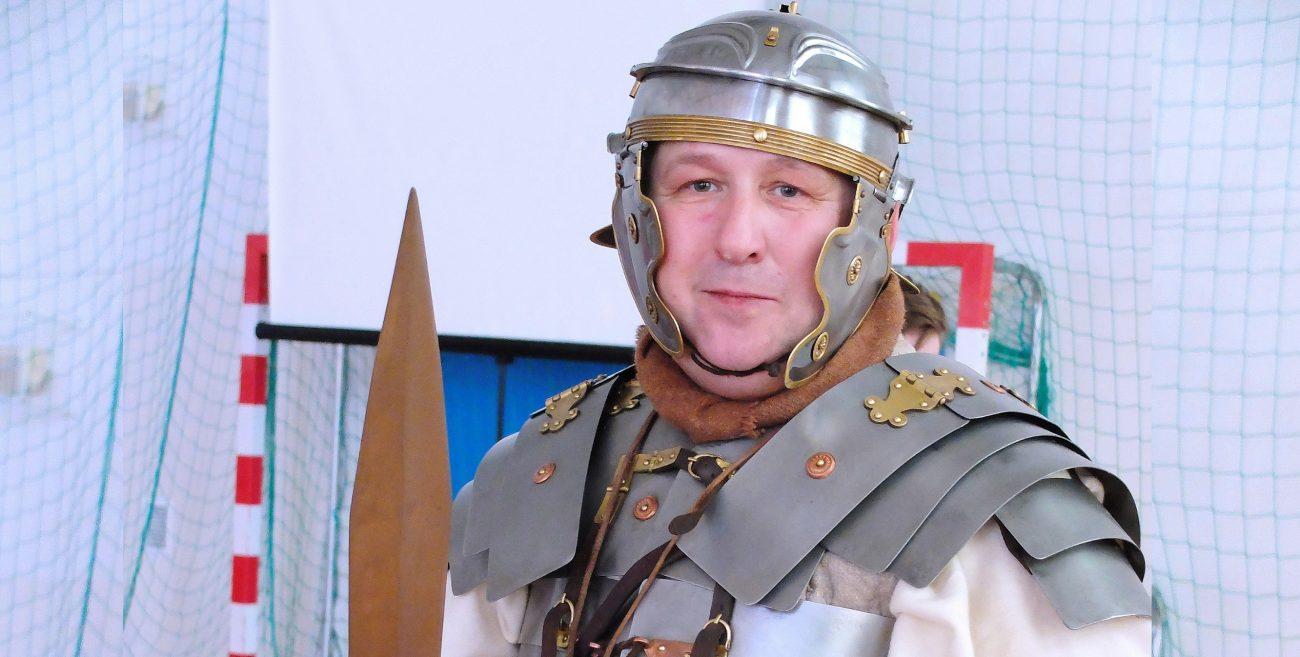 Rzymski legionista ze Swór