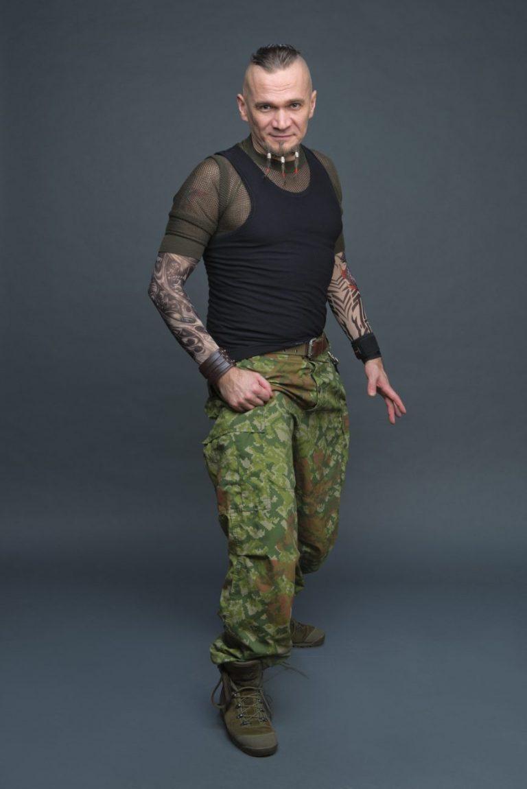 Radek Huszał jako James Heatfield z zespołu Metallica? Tak, to możliwe! Takie wyzwanie zasługuje na uznanie