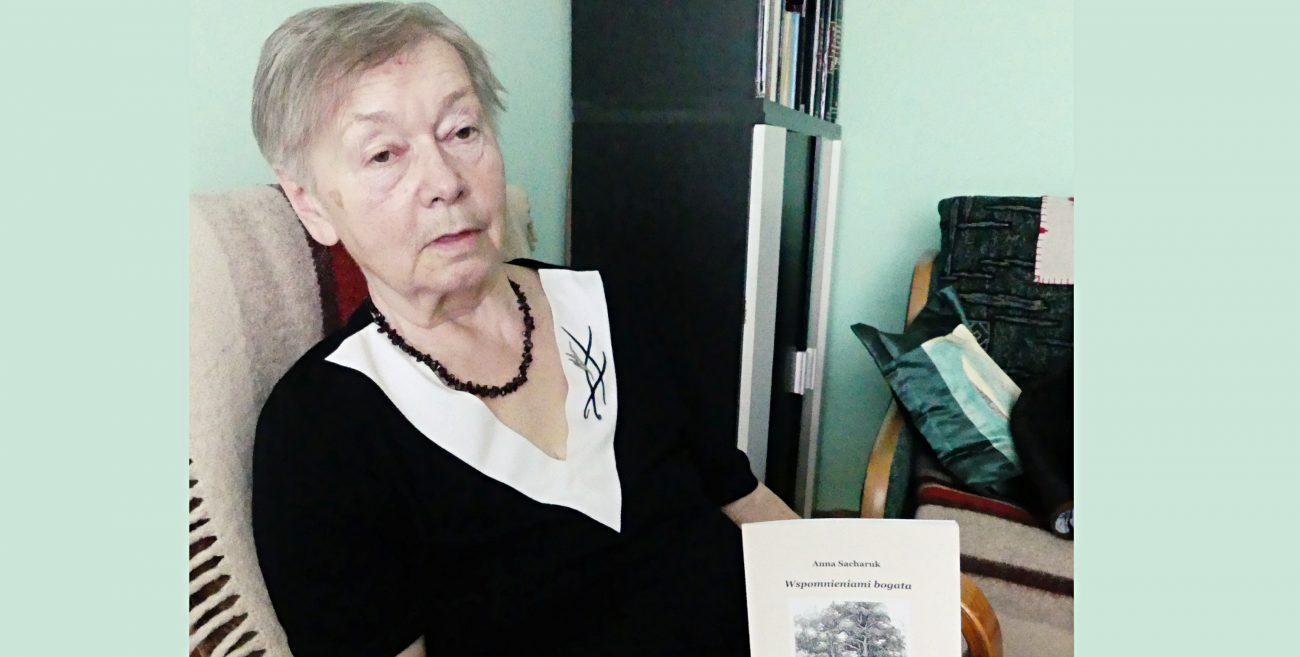 Była bibliotekarka nie pisze do szuflady