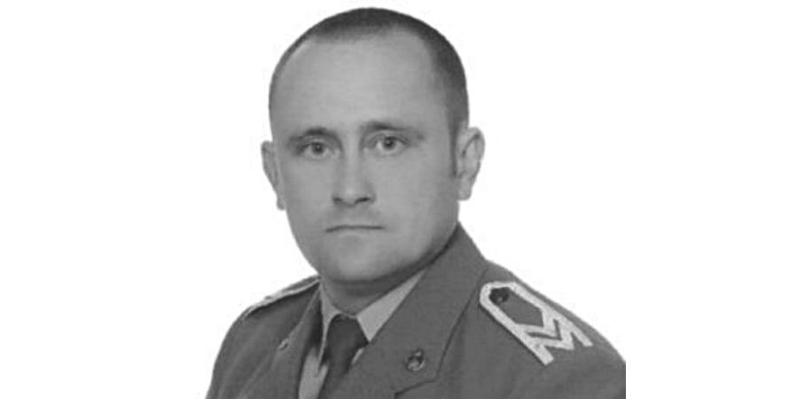 Wojskowy zginął w wypadku. Przyjaciele prowadzą zbiórkę dla rodziny