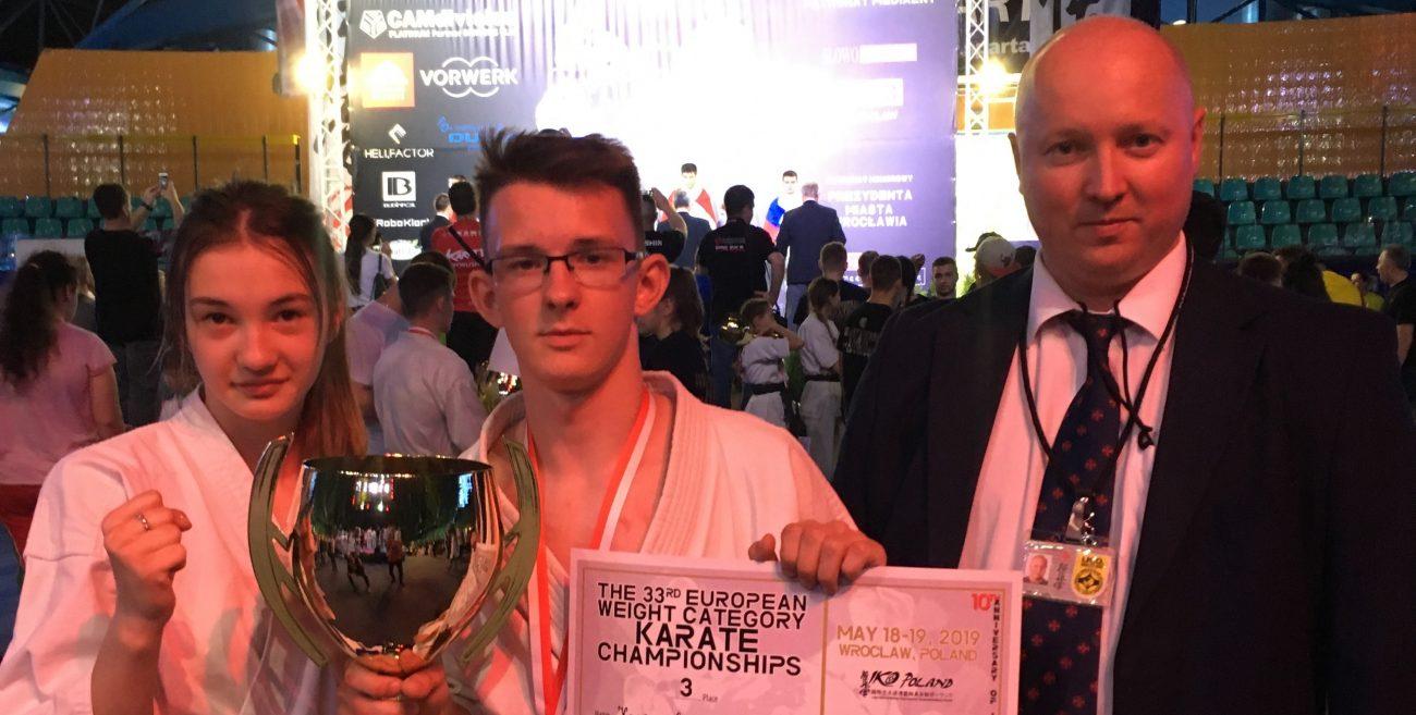 Bialscy karatecy mistrzami Europy!