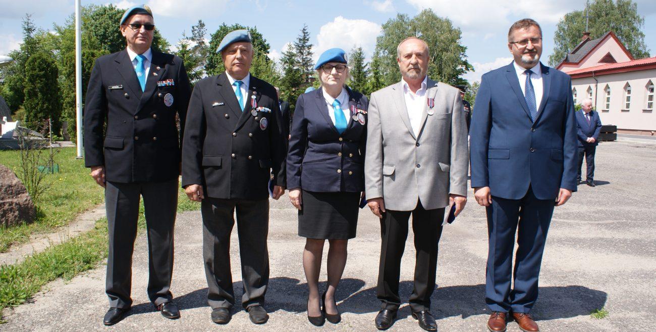 Medale za służbę w czasach pokoju