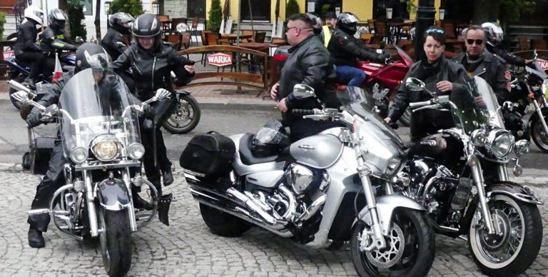 Zakończą sezon na motocyklach