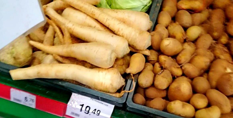 Ceny warzyw szaleją