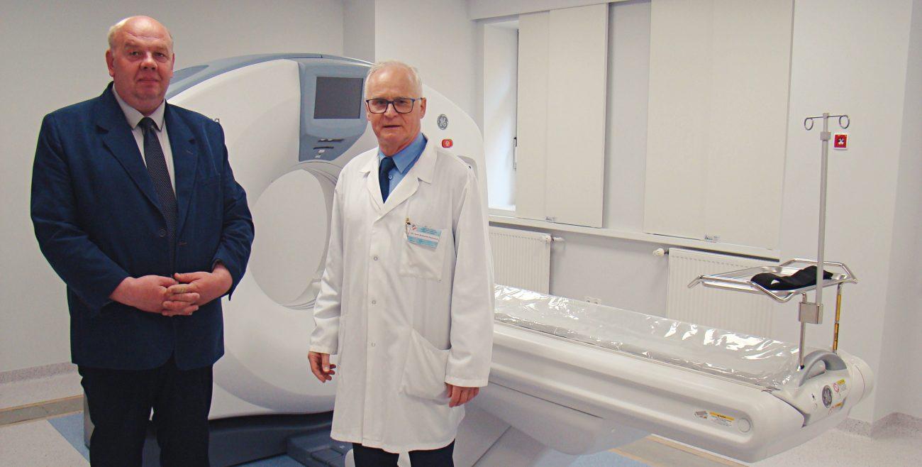 Tomograf w Międzyrzecu coraz bliżej