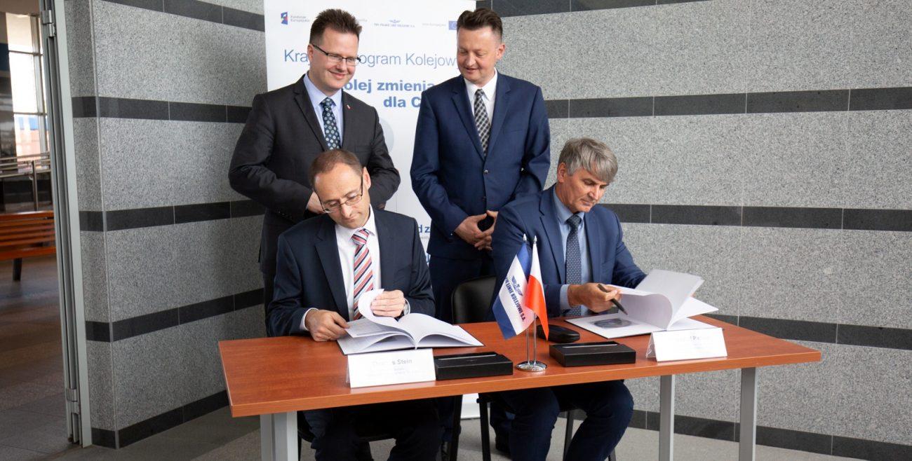 Kolejowa inwestycja w Terespolu poprawi komunikację przygraniczną