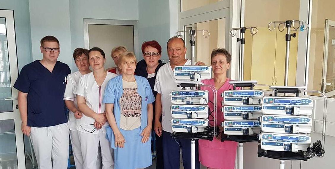 Szpital otrzymał nowy sprzęt, czeka na kolejny