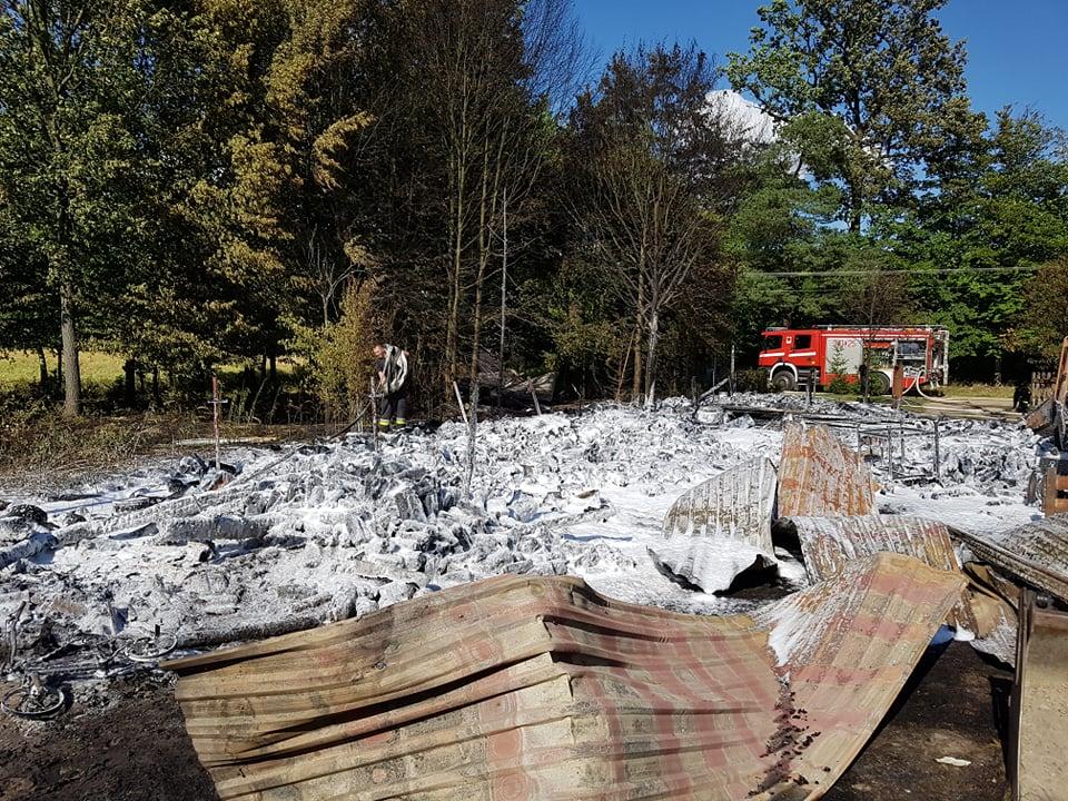 Spore straty po pożarze