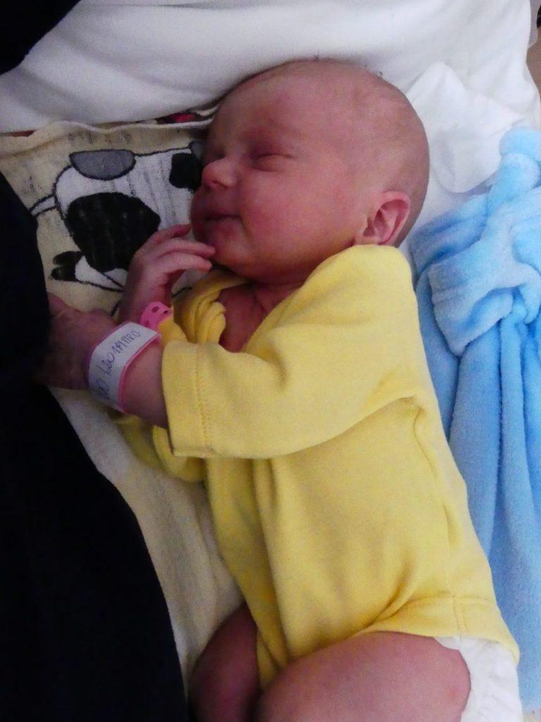 Julek urodził się 26 czerwca z wagą 3440 g i miarą 55 cm. Szczęśliwi rodzice to Sylwia i Michał z Janowa Podlaskiego. Jest to ich pierwsze dziecko.
