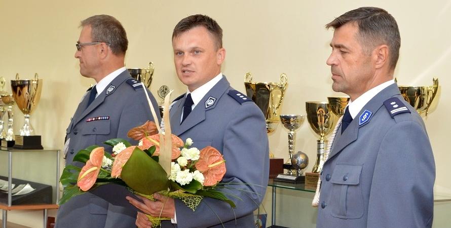 Biała Podlaska: Nowy zastępca komendanta policji