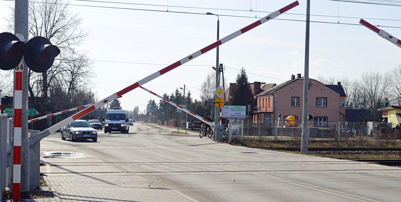 Międzyrzec Podlaski: Przejazd kolejowy korkuje miasto