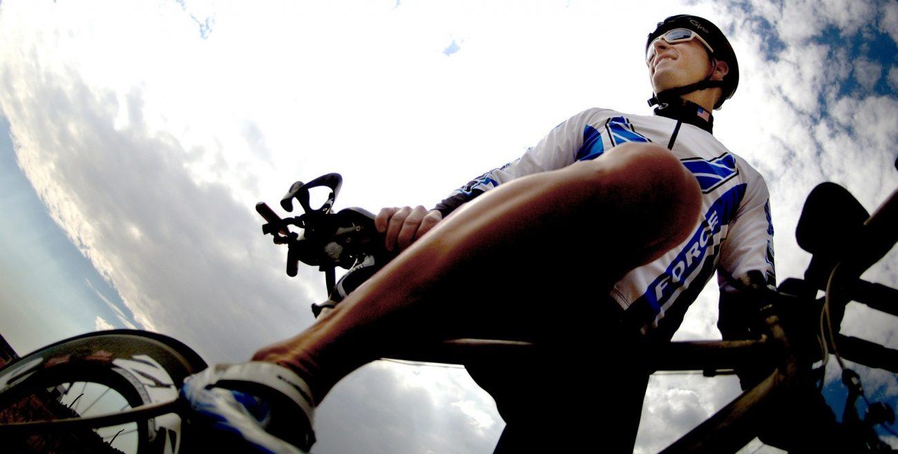Pokaż silny charakter i weź udział w kolarskim crossie