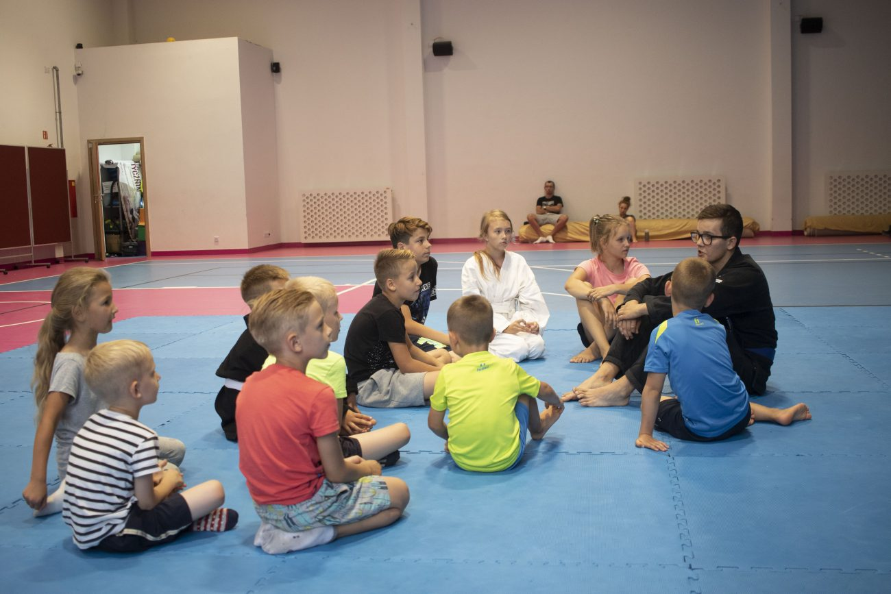Rozpocznij treningi z Akademią Sportów Walki