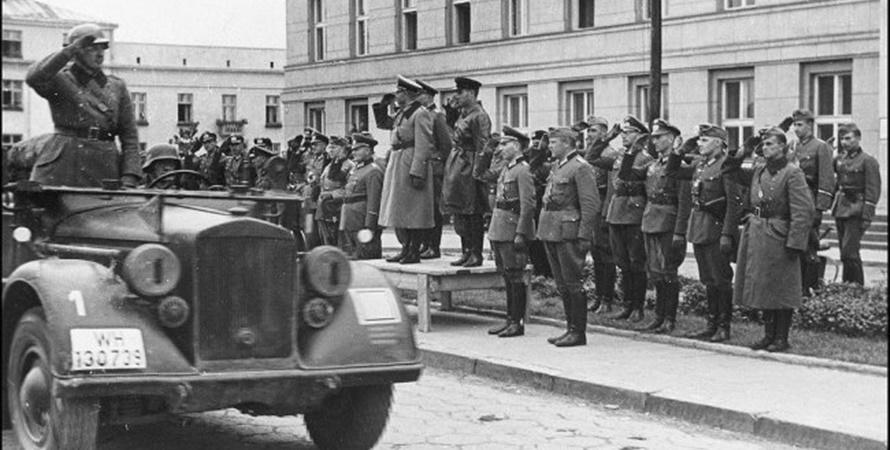 Blitzkrieg i sowiecki pochód na wschodzie Polski