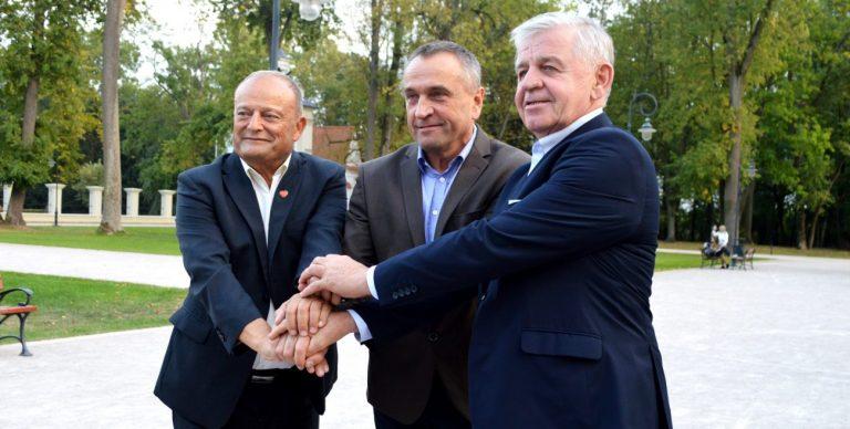 Haidar i Sosnowski z poparciem Białej Samorządowej
