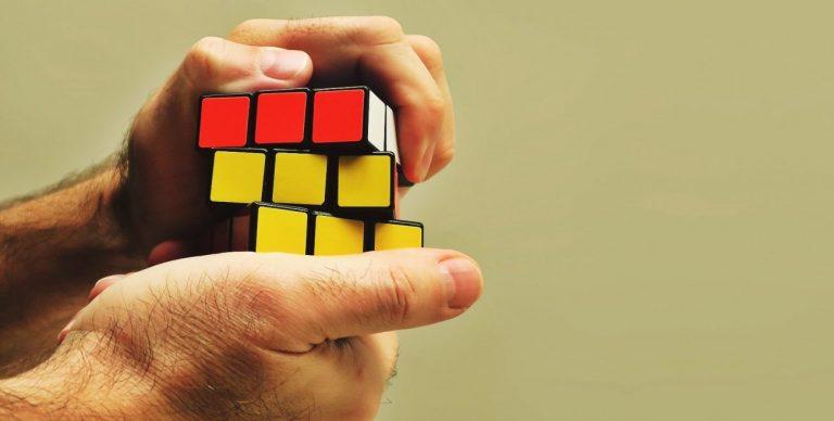 Rekordy w układaniu kostki Rubika