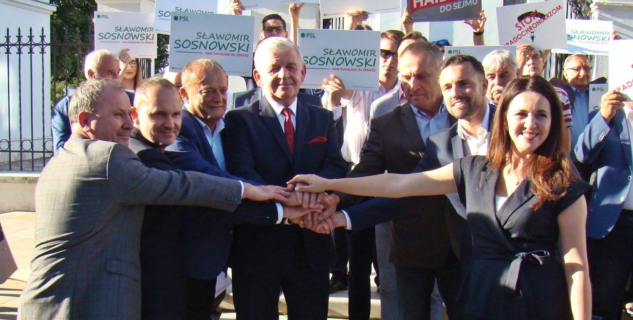 Sosnowski: Podlasie zasługuje na Podlasiaka