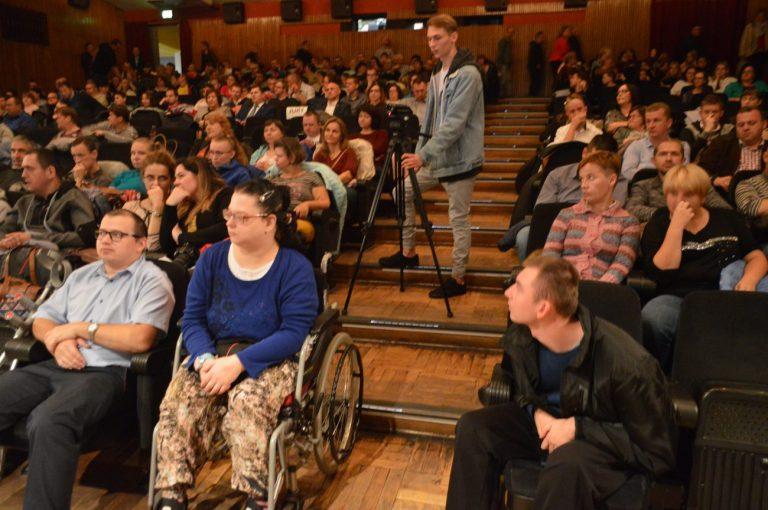 Festiwal filmowy osób niepełnosprawnych