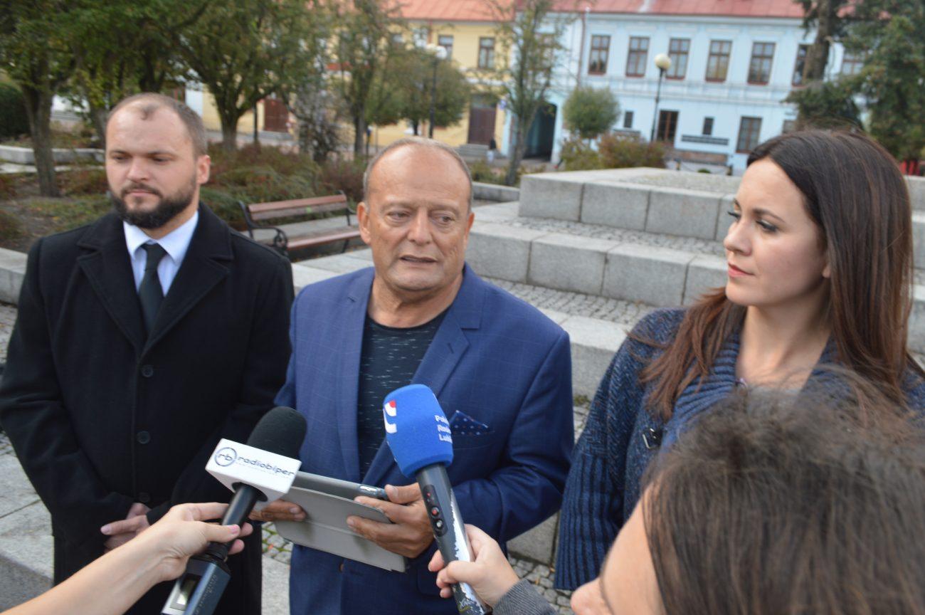 Kaczyński będzie bronił Haidara