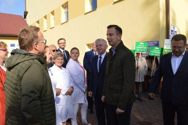 Kosiniak-Kamysz: Służba zdrowia jest w tragicznym stanie!