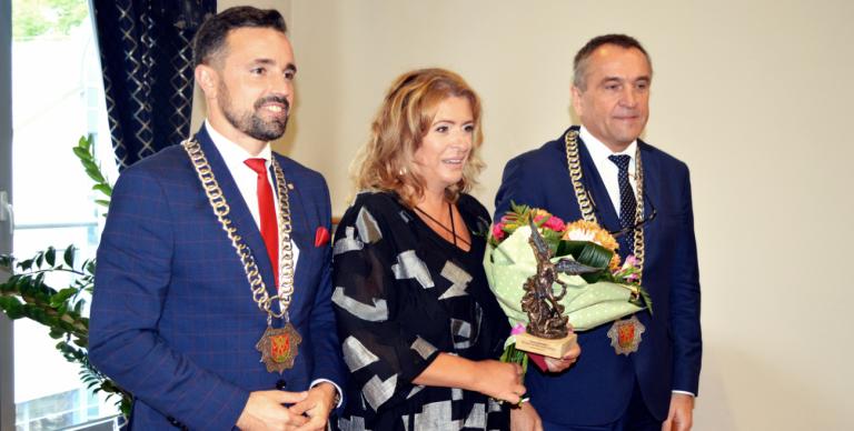 Anna Chwałek dołączyła do grona zasłużonych