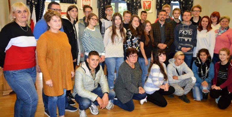 Młodzież z trzech krajów poznała nasz region