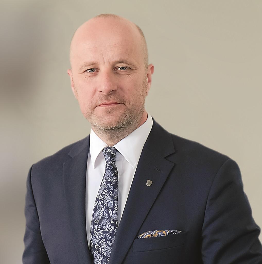 Adam Chodziński dyrektorem szpitala