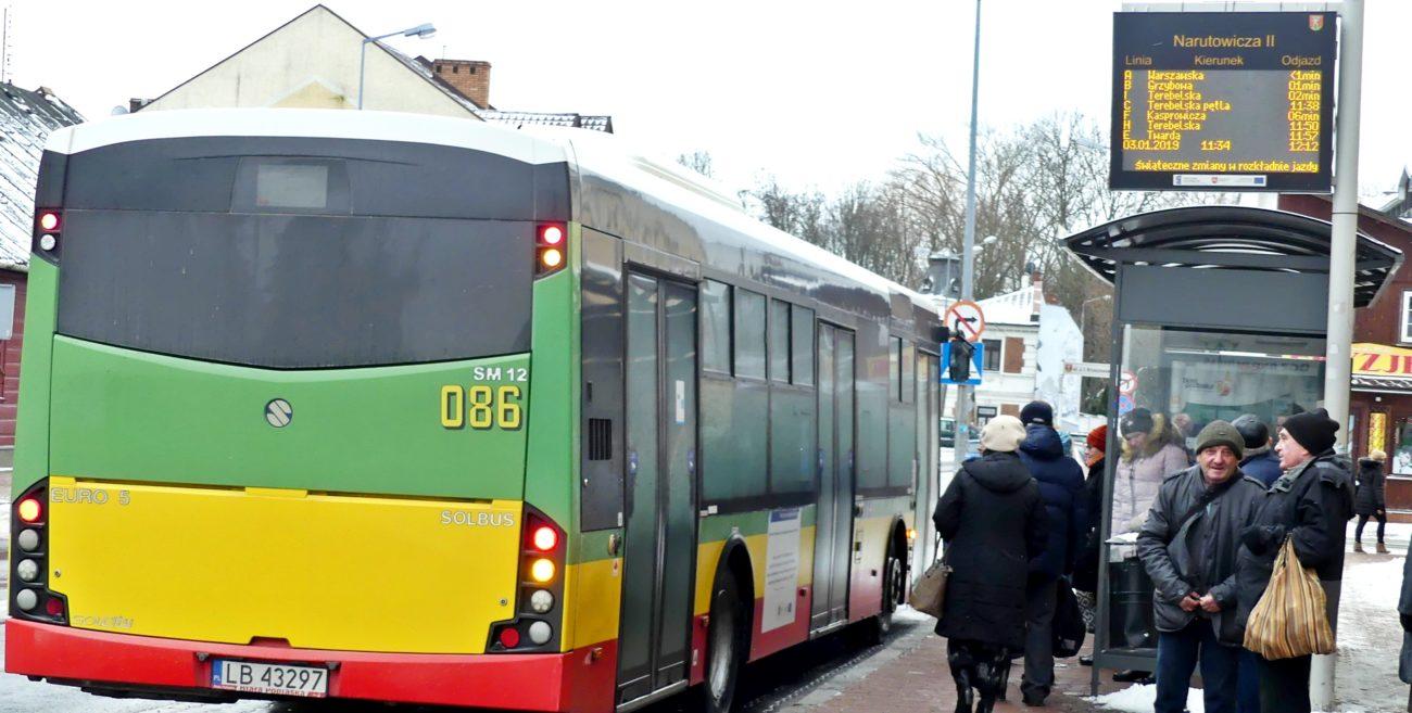 Przejazd będzie zamknięty. Jak będą kursowały autobusy?