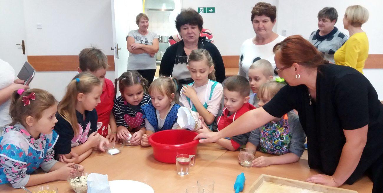 Dziecięce warsztaty kulinarne