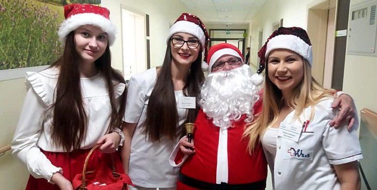 Mikołaj nie zapomniał i o starszych