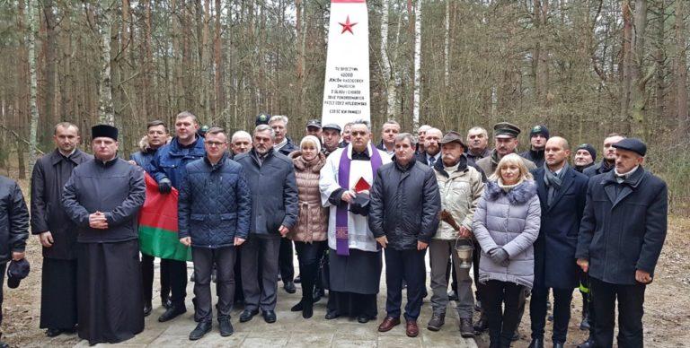 Gmina odnowiła pomnik w Kaliłowie
