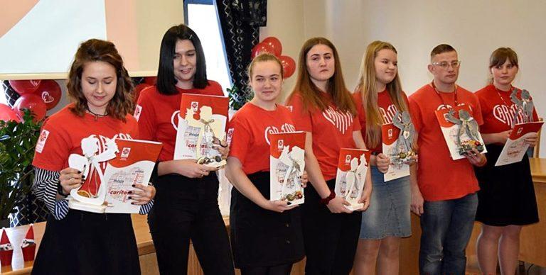 Wolontariusze nagrodzeni za codzienną pomoc