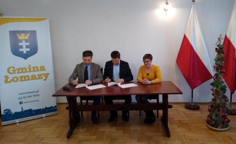 Będzie nowa droga w Łomazach
