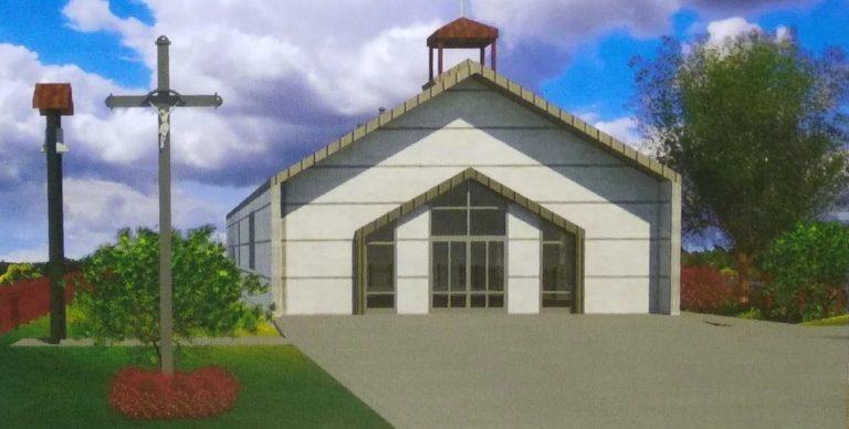 Powstaje kościół w Rakowiskach
