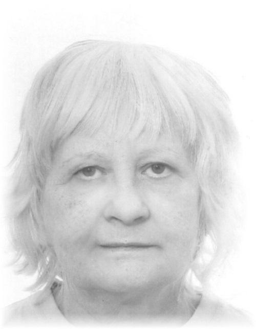 Zaginęła 62-letnia Małgorzata Gałczyńska