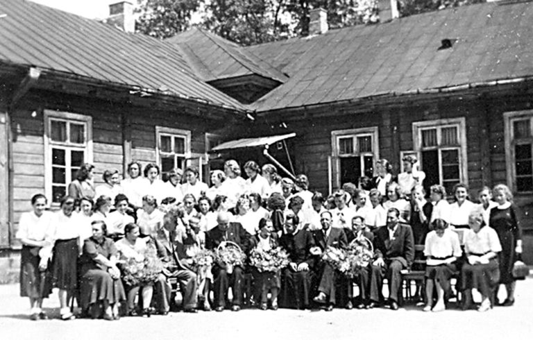 Jubileusz 100-lecia Platerki. Historia Szkoły, cz. 8