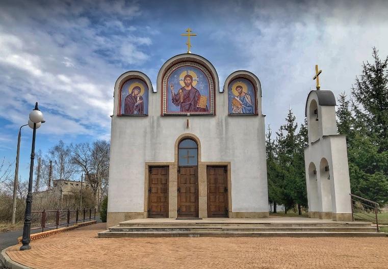 Kto okradł i zdemolował cerkiew?