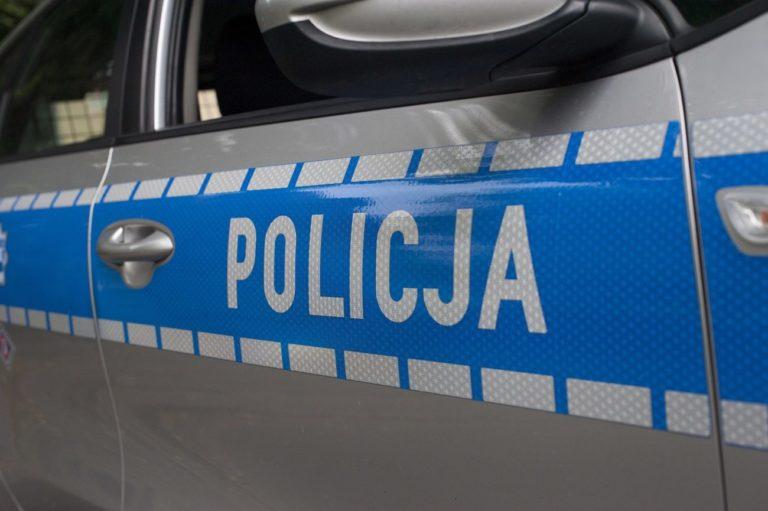 17-latek z amfetaminą na ulicy. Złamał zasady bezpieczeństwa
