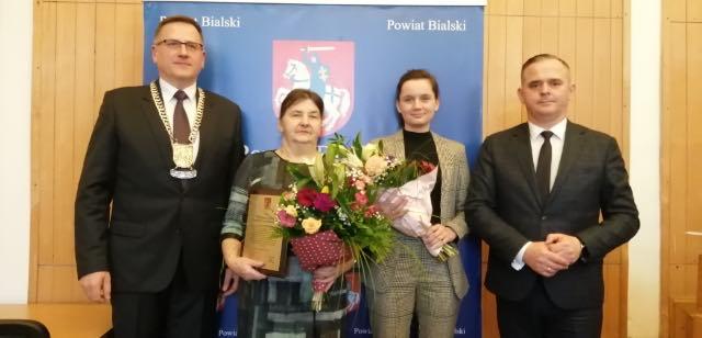 Elwira Charewicz nowym skarbnikiem powiatu