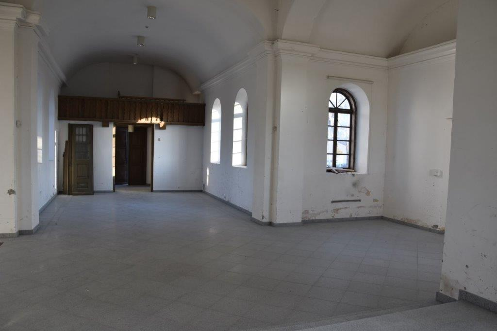 Remontują Centrum Kultury Chrześcijańskiej