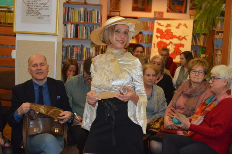 O kobietach z Danutą Koszołko
