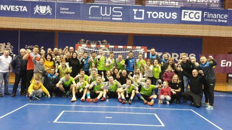Olimpia zagra o mistrzostwo Polski juniorów!