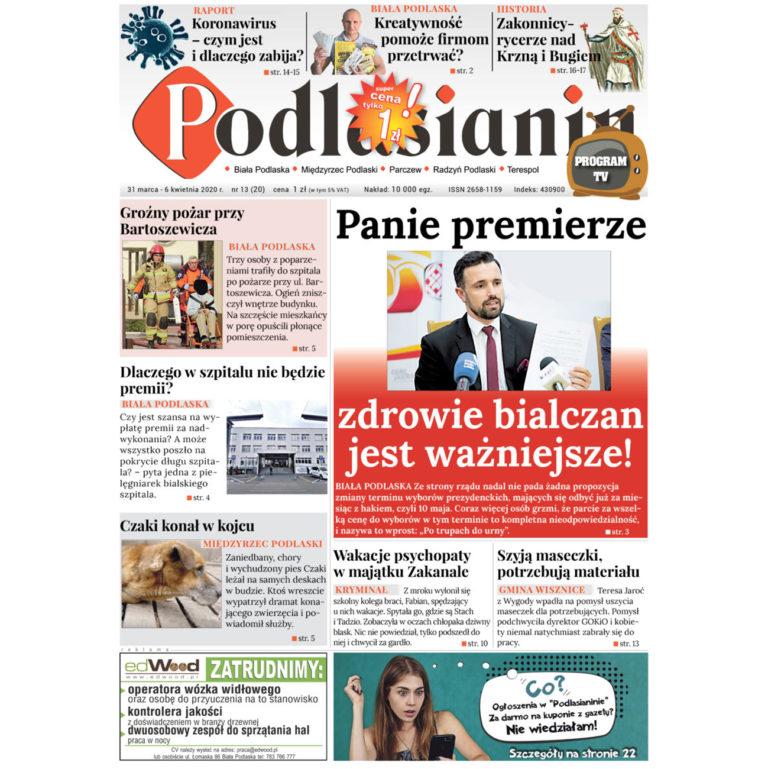 Czytaj Podlasianina bez wychodzenia z domu