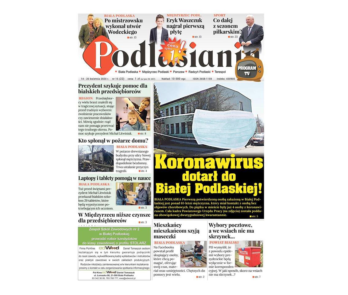 Nowy poświąteczny numer Podlasianina!
