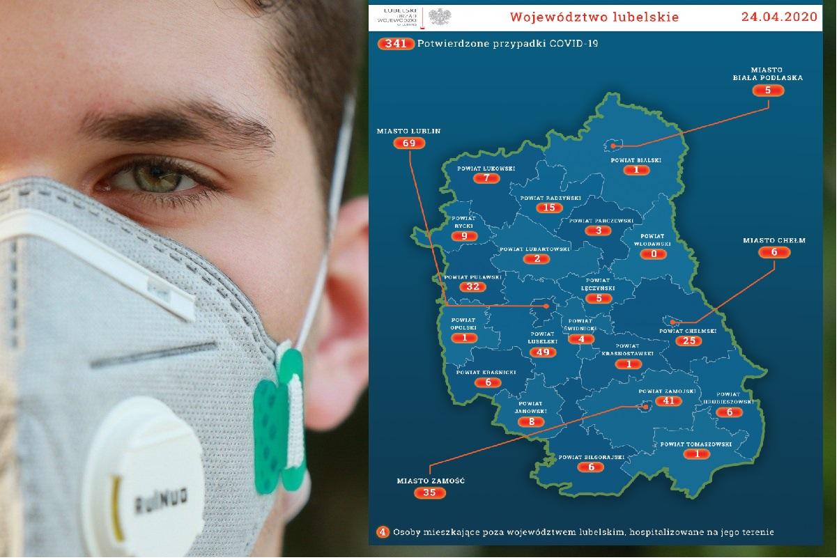 Koronawirus: Aktualna mapa przypadków w regionie