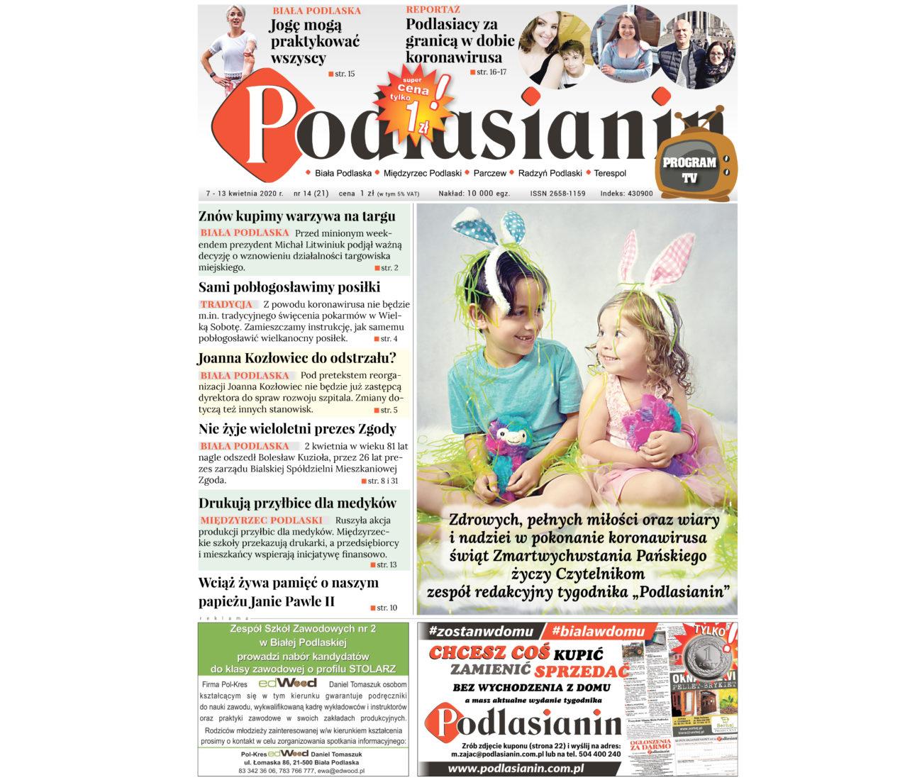 Kup E-wydanie Podlasianina!