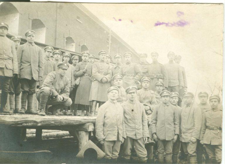 Dzieje 34 pułku piechoty w latach 1919-1939 (1)